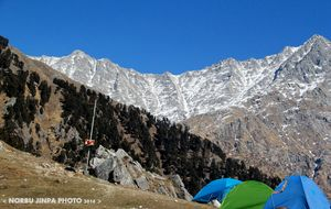 Mountains Calling – Triund