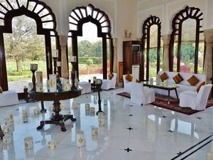 The Ram Bagh Palace Hotel  1/4 by Tripoto