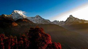 Christmas & New Year trip to Nepal