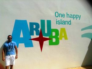 One Happy Island: Oranjestad, Aruba