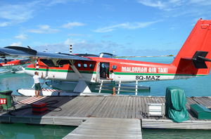 It's always sunny in Maldives