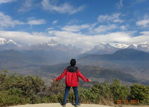 Mountains in my Blood: Pokhara