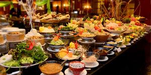15 Buffet Dinner Places in Mumbai