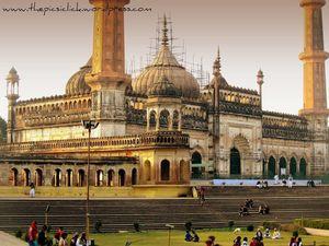 Muskuraiye ki Aap Lucknow mein hain !