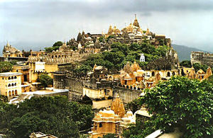 A Religious Visit To The Palitana Temple Town