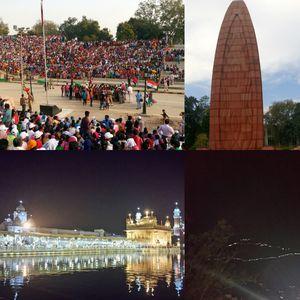 Jai Mata Di - to - Wahe Guru !!