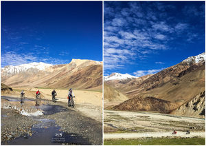 Ladakh Blues – Enchanting Lakes of Ladakh