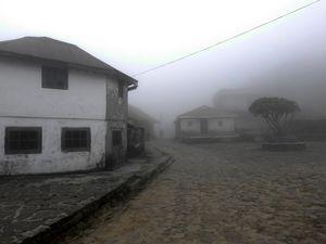 Among the Serenity of Clouds (Sandakphu Trek)