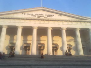 The Asiatic Society of Mumbai 1/1 by Tripoto
