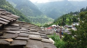 Tosh Village Parvati Valley 2015
