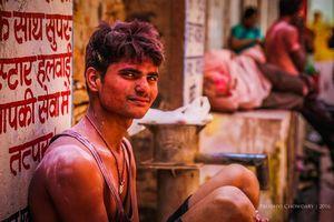 Holi in Barsana