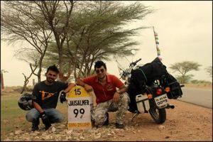Discovering Rajasthan: 1600 kilometers in 4 Days