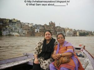 Sam says Banaras is the Ras (juice) of life-from my travel diary - Banaras travel Guide