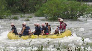 White water river rafting: Kolad