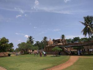 Brihadeeswarar temple, Gangaikonda Cholapuram: a symbol of triumph and architectural celebration