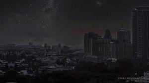 Blackout Bangalore - How Bangalore would look like under the stars