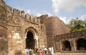 A Road Trip to Daulatabad Fort, Maharashtra