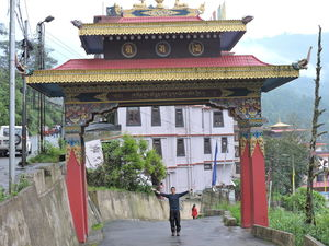 "Backpacking Sikkim ""It's only possible when the mountains calls you""."