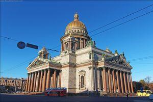 One visa free day at St. Petersburg: Part I