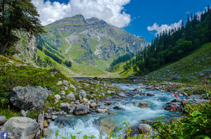 Hampta Pass: Hike Mountains, Run Through Meadows, Cross Rivers and Breathe the Wild Air