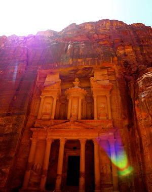 Jordan: Petra and Amman