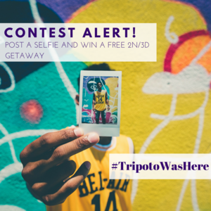 Post Your Best Travel Selfies On Instagram And Win A 2N/3D Vacation To Your Favourite Destination!