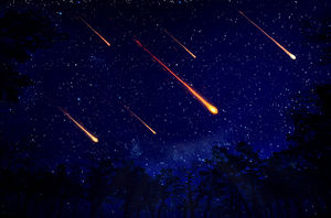 Just 5 Hours From Delhi, This Is The Best Place In India To See The Meteor Shower Next Friday