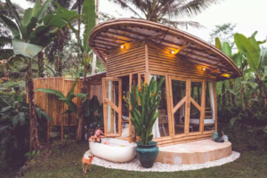 This Hidden Bamboo Hut In Bali Is A Tiny Piece Of Paradise That You Can't Miss