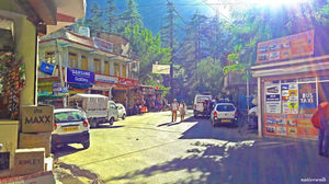 Best way to reach kasol