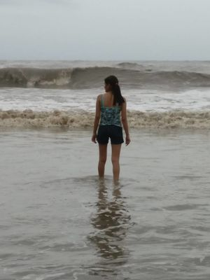 Kashid Beach: What happens when a Mountain Person sees a Beach for the first time?