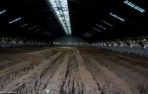 The city of terracotta warriors