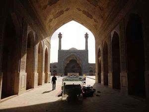 First Sight at the Half the World-Iran