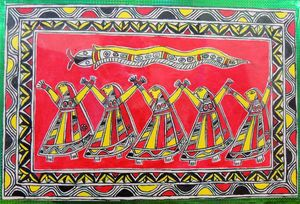 Top Spots to Locate 22 Authentic Tribal Art Forms for all the Art Lovers Spread Across India!