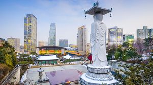 SOUTH KOREA: SEOUL CITY GUIDE