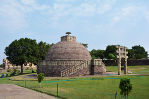 Bhimbetka &Sanchi:World heritage sites near Bhopal