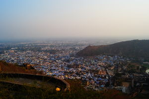 The Majestic Blue Town: Bundi