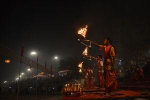 Sedated in Mysticism-Varanasi The City of Salvation