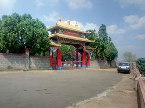 In search of inner peace at Dzogchen Monastery, Dhondenling Karnataka