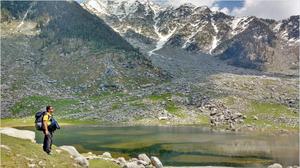 The Less Explored Kareri Lake Trek!