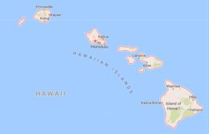 Hawaii, Here I come!