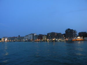 Venice, through the eyes of an Indian backpacker (Evening and 2nd Day)