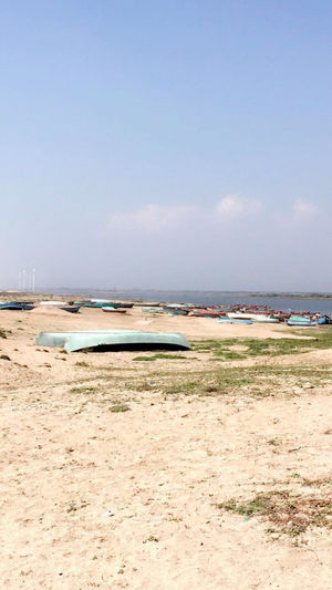 Navibandar ~ Coastal Village near Porbandar