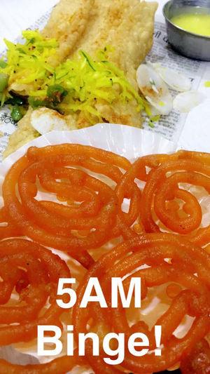 EAT.Sleep.Pray.Repeat ~ A Foodie's Day at Nathdwara!