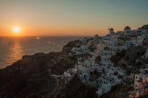 Tasting Sunsets around the World