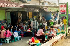 Tea Culture of Myanmar. Revealing Life One Tea Cup at a Time