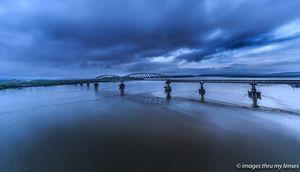 Monsoon filled Goa , Vagando no velho goa ( Wandering in Old Goa )