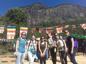On the top of the world @Adam's Peak, Sri Lanka