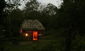In this village called Uaxactun