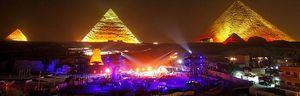 Sound & Light Show Tour: The Sphinx, Cairo
