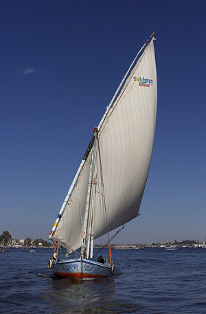 Half Day Sunset Felucca Sailing